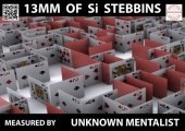 13mm of Si Stebbins