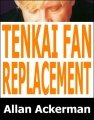 Tenkai Fan Replacement by Allan Ackerman
