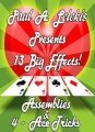 Assemblies and 4-Ace Tricks by Paul A. Lelekis