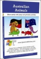 Australian Animals Short Stories and Printable Extension Activities by Sally Ellen Faust