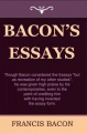 Bacon's Essays by Francis Bacon