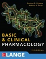 Basic and Clinical Pharmacology 13 E by Bertram Katzung & Anthony Trevor