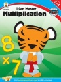 I Can Master Multiplication, Grades 3 - 4 by Carson-Dellosa Publishing