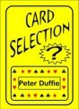 Card Selection by Peter Duffie