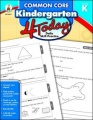 Common Core Kindergarten 4 Today: Daily Skill Practice by Carson-Dellosa Publishing