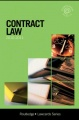 Contract Lawcards 2010-2011 by Routledge