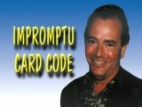 Impromptu Card Code