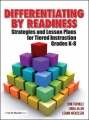 Differentiating By Readiness: Strategies and Lesson Plans for Tiered Instruction, Grades K-8 by Linda Allen & Joni Turville