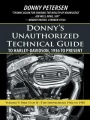 Donny's Unauthorized Technical Guide to Harley-Davidson, 1936 to Present: Volume V: Part II of II-The Shovelhead: 1966 to 1985 by Donny Petersen