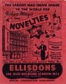 Ellisdons Catalog by Ellisdon Bros. Ltd.
