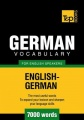T&P English-German vocabulary 7000 words by Andrey Taranov