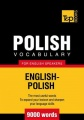 T&P English-Polish vocabulary 9000 words by Andrey Taranov