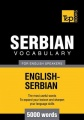 T&P English-Serbian vocabulary 5000 words by Andrey Taranov
