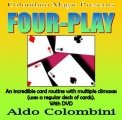 Four Play by Aldo Colombini