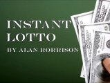 Instant Lotto by Alan Rorrison