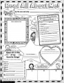 Instant Personal Poster Sets: Read All About Me: 30 Big Write-and-Read Learning Posters Ready for Kids to Personalize and Displa by Valerie Garfield