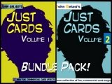 Just Cards Volumes 1&2 by John Gelasi