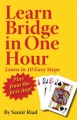 Learn Bridge in One Hour by Samir Riad