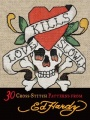 Love Kills Slowly Cross-Stitch: 30 Cross-Stitch Patterns from Ed Hardy by Ed Hardy Licensing
