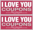 I Love You Coupons