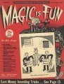 Magic is Fun issue 2 by Irv Feldman & David Robbins