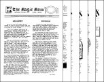 Magic Menu volume 1 by Jim Sisti