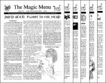 Magic Menu volume 5 by Jim Sisti