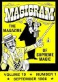 Magigram Volume 19 by Supreme-Magic-Company