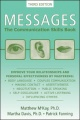 Messages: The Communication Skills Book by Matthew McKay & Davis Martha & Patrick Fanning