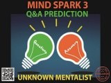 Mind Spark 3: Q&A Prediction