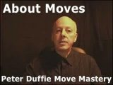 About Moves by Peter Duffie