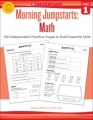 Morning Jumpstarts: Math: Grade 1: 100 Independent Practice Pages to Build Essential Skills by Marcia Miller & Martin Lee