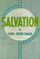 Salvation by Lewis Sperry Chafer