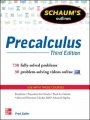 Schaum's Outline of Precalculus, 3rd Edition by Fred Safier
