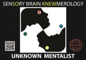 Sensory Brain Knewmerology by Unknown Mentalist