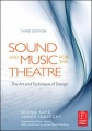 Sound and Music for the Theatre: The Art & Technique of Design by Kaye & LeBrecht