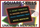 Square Skills by Unknown Mentalist