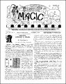 Stanyon's Magic Magazine Volume 11