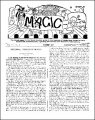 Stanyon's Magic Magazine Volume 15