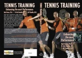 Tennis Training: Enhancing On-court Performance by Mark Kovacs & W. Britt Chandler & T. Jeff Chandler