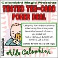 Tested Ten-Card Poker Deal by Aldo Colombini
