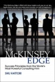 The McKinsey Edge: Success Principles from the World's Most Powerful Consulting Firm by Shu Hattori
