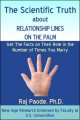 The Scientific Truth about Relationship Lines on the Palm by Raj Paode