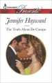 The Truth About De Campo by Jennifer Hayward