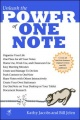 Unleash the Power of One Note by Kathy Jacobs & Bill Jelen