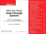 Why You Need Smart Enough Systems by James Taylor & Neil Raden