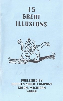 15 Great Illusions by Ulysses Frederick Grant