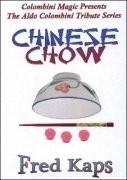 Fred Kaps Chinese Chow by Cameron Francis