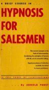 Hypnosis for Salesmen by Arnold Furst