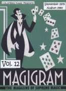 Magigram: 10 effects from volume 12 by Aldo Colombini